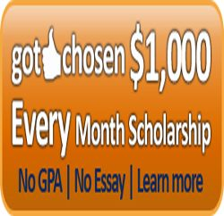 Http Thescholarship Org Gotchosen Scholarship For International Student Essay Competition College Prowler No
