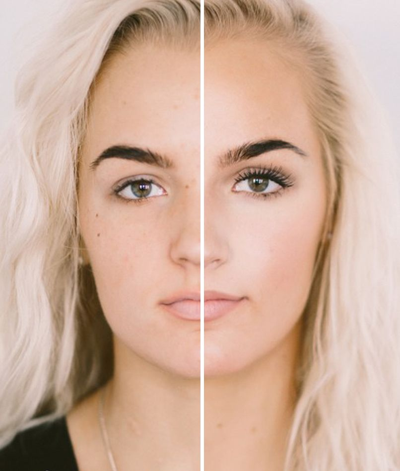 This is my kind of makeover natural accentuates and refines the makeover nat to highlight and contour in less than 5 minutes is a dream come true and to end with a flawless finish is out of this world ccuart Gallery