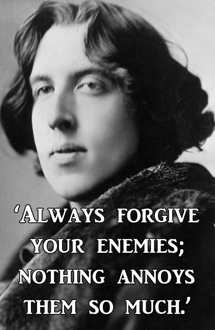 A Typical Oscar Wilde Famous Quote For More Famous Quotes And Other Great Snippets Of Trivia Join Us On Our Websit Quote Quiz Famous Quotes Be Yourself Quotes