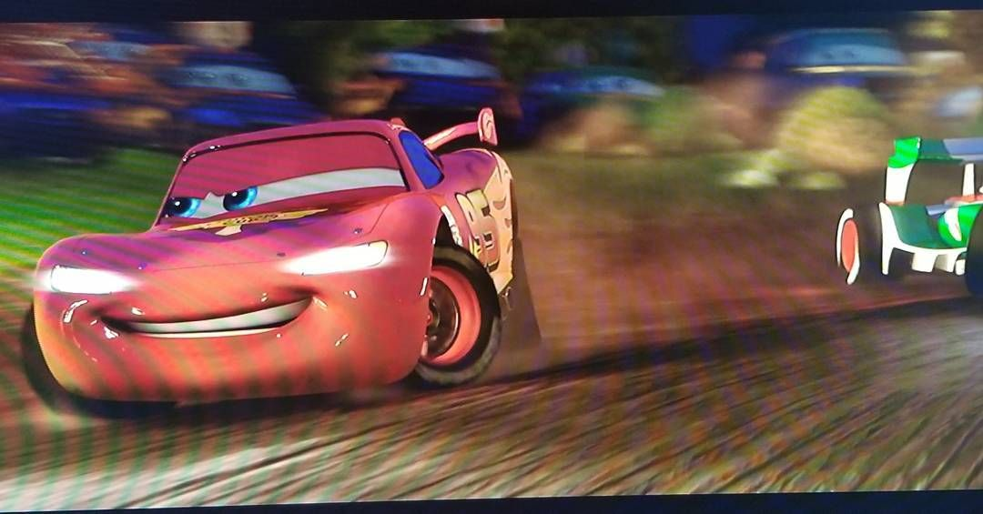 Here are some better photos of unused camera angles from the Cars 2 ...