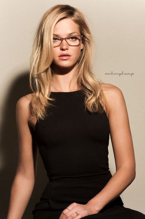 Erin Heatherton for Osiris Eyewear 2013