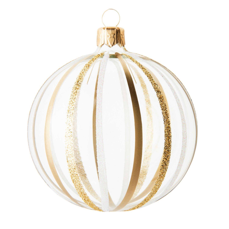 Weihnachtsdekoration Weihnachtskugeln glas