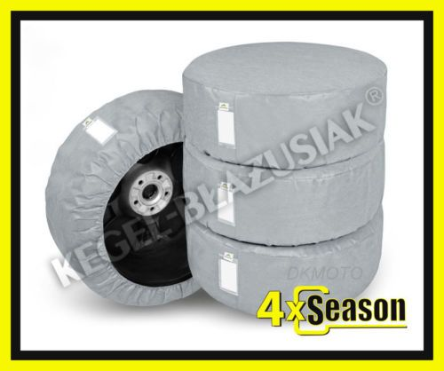 4 X Wheel Covers For 195 50r15 195 55r15 195 60r15 Car Spare Wheel Covers 15 039 039 Tire Storage Alloy Wheel Wheel Cover