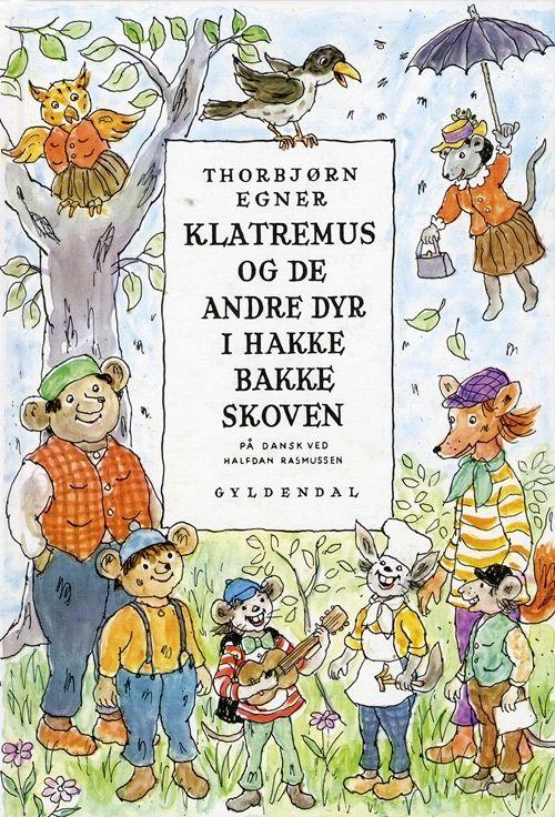Thorbjorn Enger Norsk Forfatter Dyr Barndomsminner Barneboker