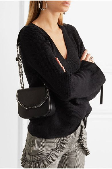 Falabella Box mini shoulder bag - Black Stella McCartney MPRjCJ