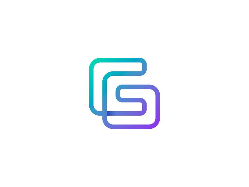 Cg Link Logo Logo Design Logo Inspiration