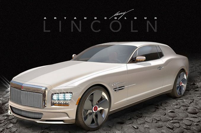 lincoln continental 2015 images  New Lincoln Continental 2015