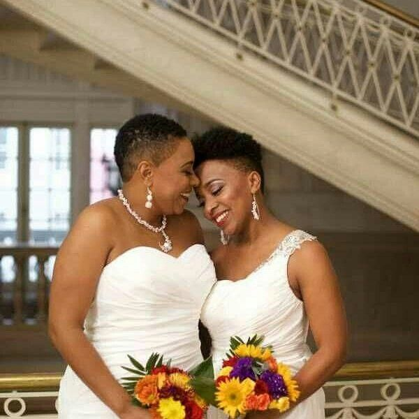 Reception Ceremony Held: Pin By Inez On Black Lesbians