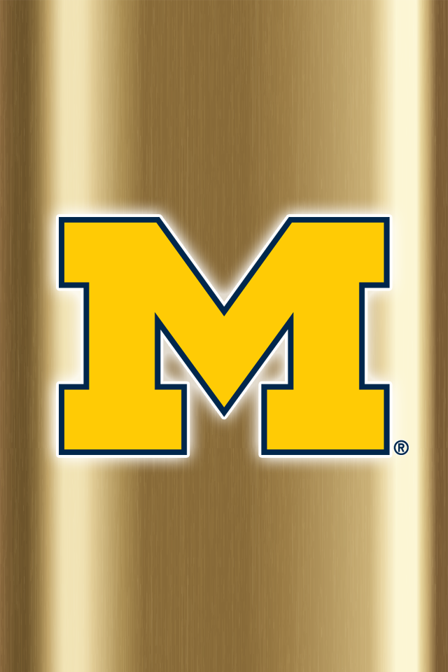 Michigan Basketball Iphone Wallpaper