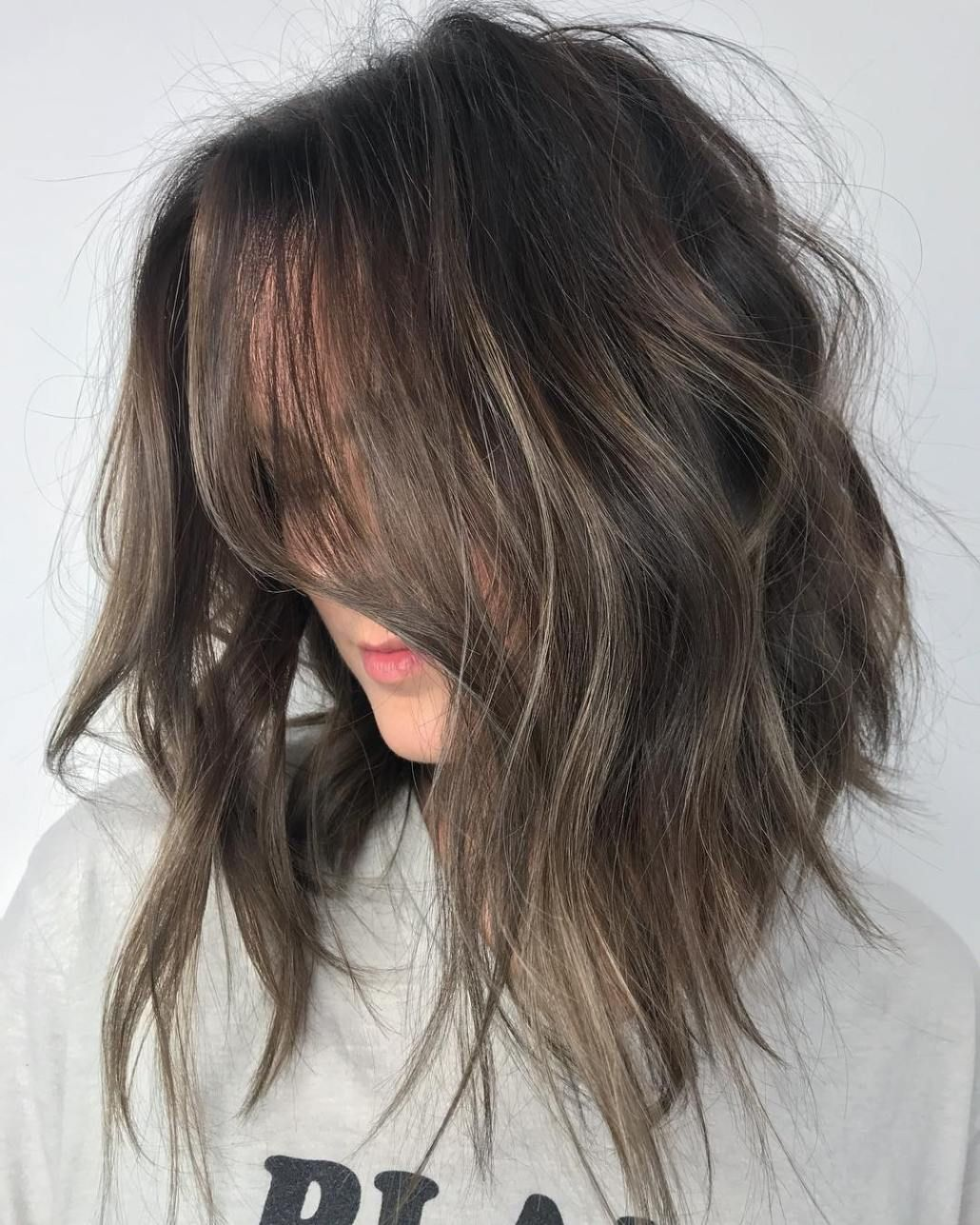 Mushroom Brown Hair A Hot New Trend Youll Fall In Love With
