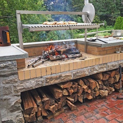 30 Outdoor Kitchens And Grilling Stations: How Would You Like To Cook In This Beautiful Outdoor