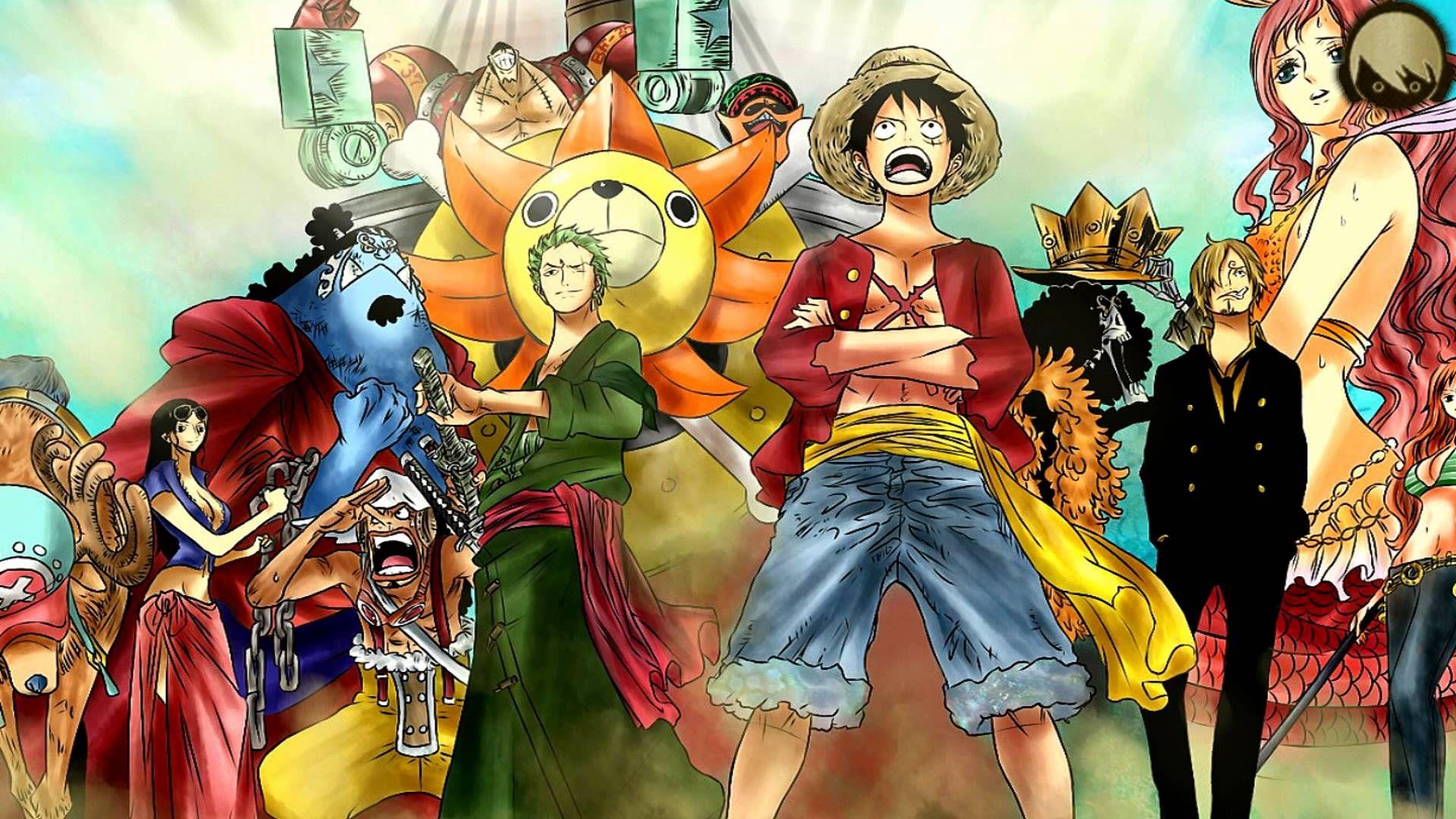 Wallpaper One Piece Vs Naruto En 2020 Avec Images