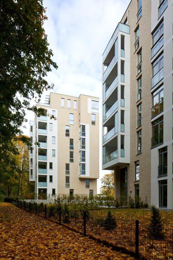 Hamburg Oejendorf Bauunternehmung Wohnungsbau Oeffentlicher Bau Gewerbebau Statik Ausfuehrungsplanung Stahlbetonbau Altbausanierun Gebouwen Appartement