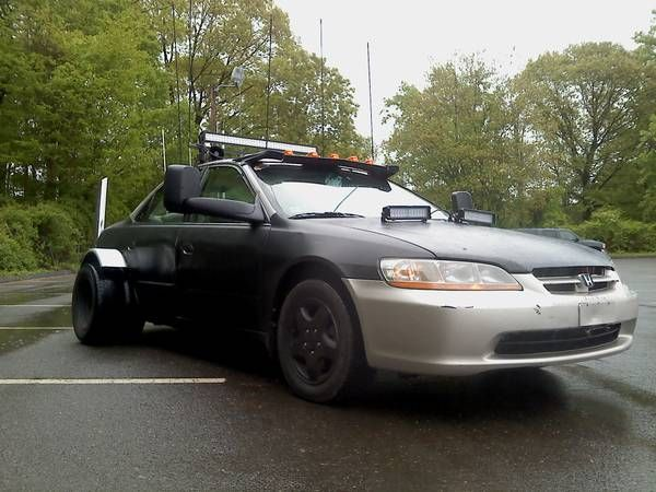 Honda Accord Dually Although The Execution Is Obviously Less Than Perfect