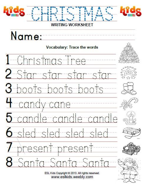 Image Result For Christmas Phonics Worksheets Alistidia
