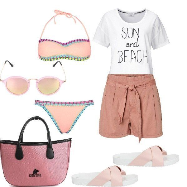 Photo of Tofly_younggirlatthebeach: outfit donna Basic per mare | Bantoa,#bantoa #basic #…