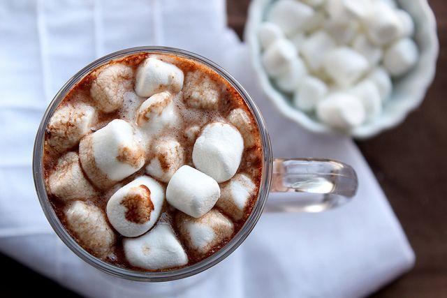 55 Cal. Hot Cocoa