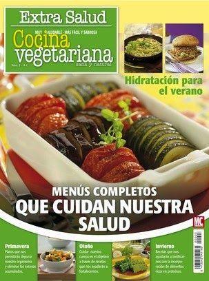 Cocina Vegetariana Pdf | Revistas Pdf En Espanol Revista Cocina Vegetariana Extra Espana