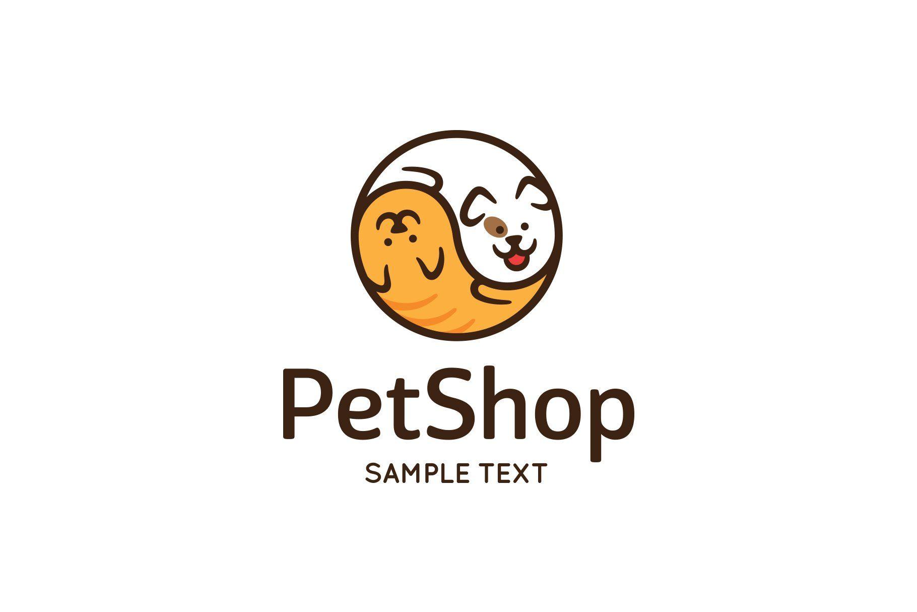 Pet Shop Logo Pet Shop Logo Pet Shop Logo Design Shop Logo