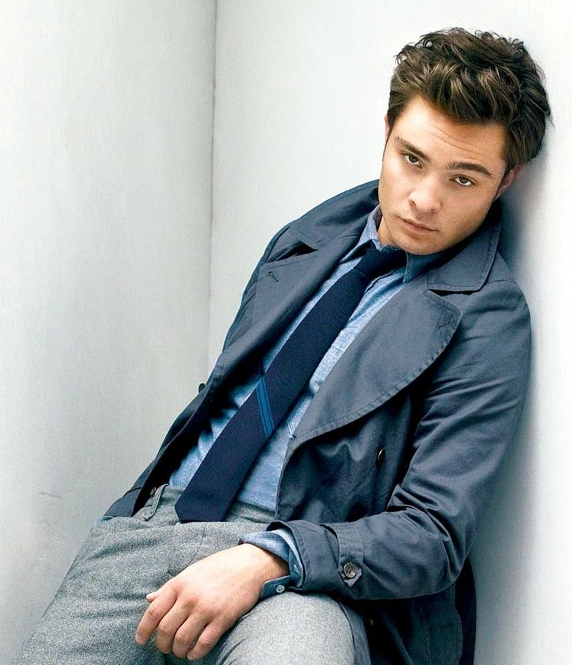 XOXO! Ed Westwick In Talks To Play Vampire In THE KITCHEN SINK ...