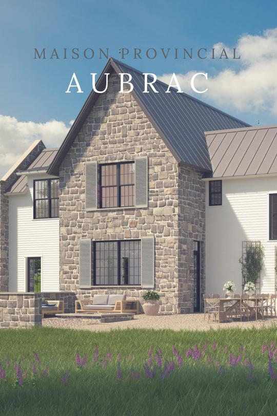 Featured Design The Aubrac House Exterior Farmhouse Style House House Designs Exterior