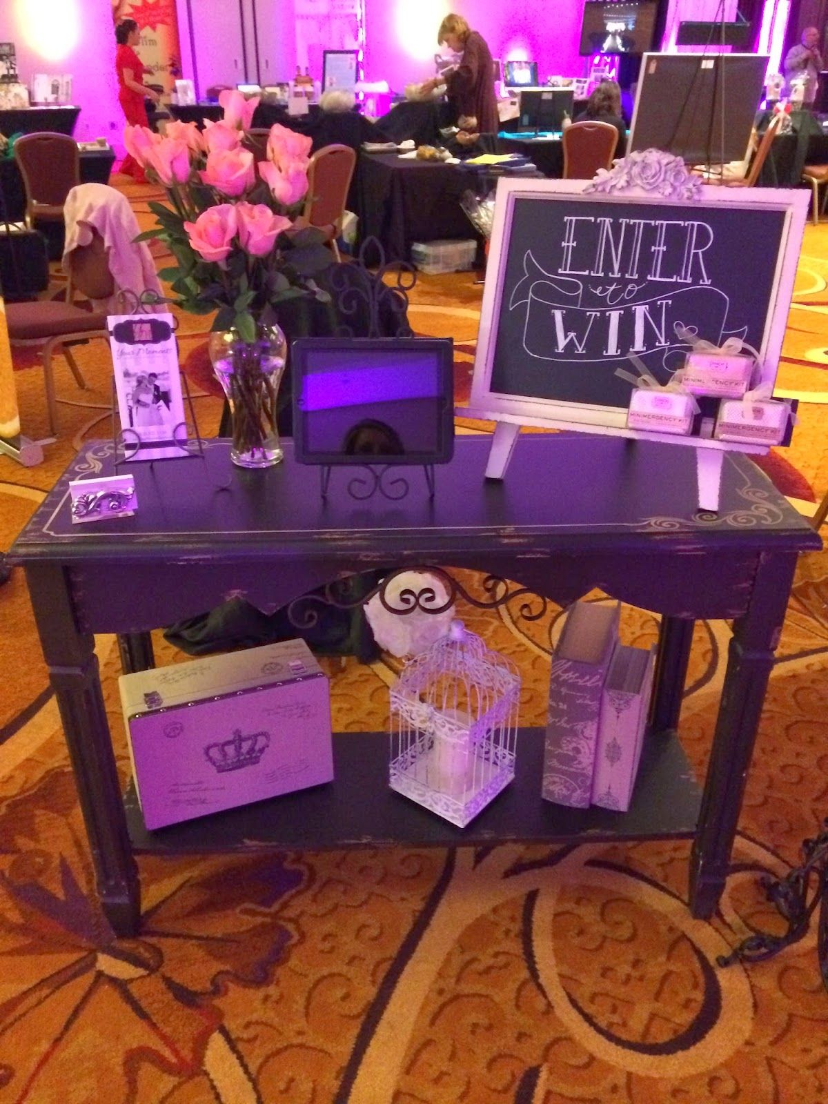 3 tips for attending wedding fairs wedding event
