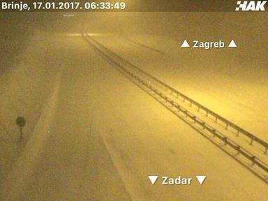 Hak Kamere Zagreb Zadar