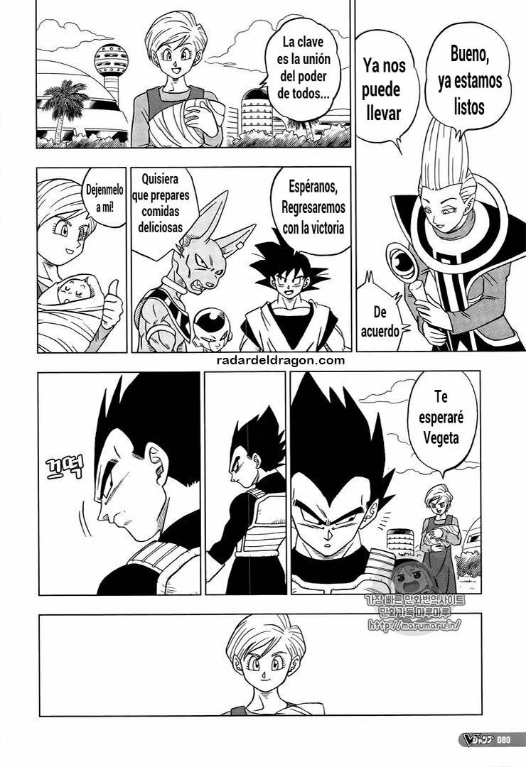 Dragon Ball Super Manga 32 Español Vegeta Pinterest Dragon