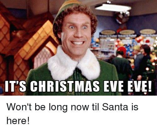 Christmas Eve eve | Its christmas eve, Halloween ...