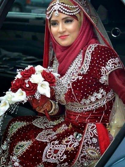 Model Baju Pengantin Muslimah Terbaru Baju Pengantin Muslimah Modern