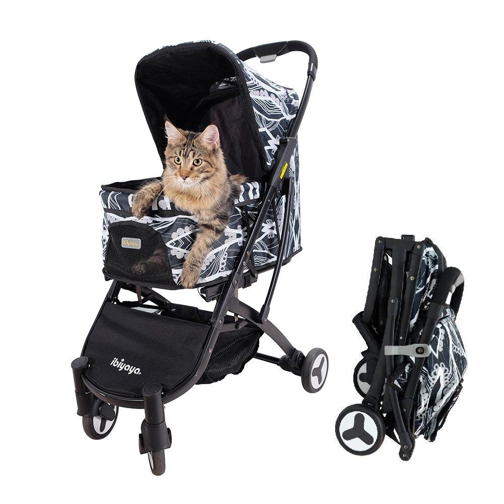 AmazonSmile ibiyaya Light Weight Dog Stroller for Medium