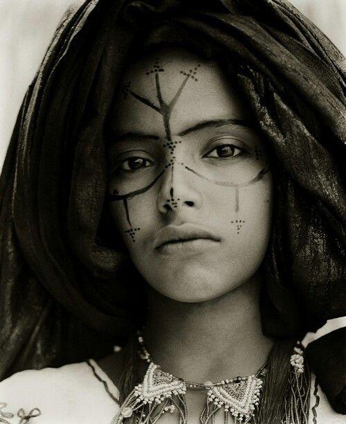 amayas-amazigh: amazigh tattoo   faces   pinterest   tuareg people