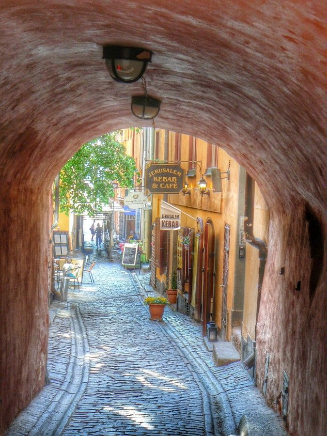 Stockholm old town??? by Joe_Gustafson on 500px