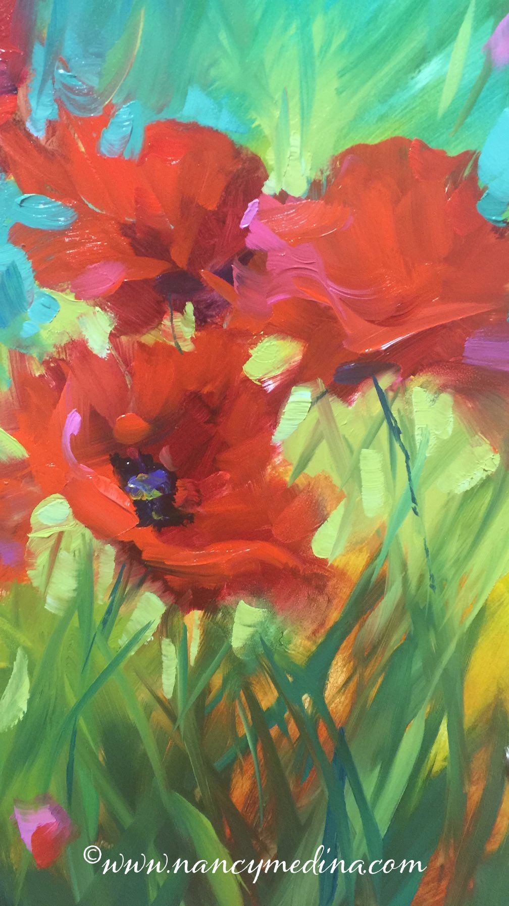 Tis the season... for blooming in brilliant color! Join me for six ...