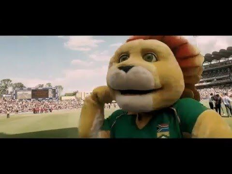 South Africa Cricket! ProteaFire Fireball music video 2016 - YouTube