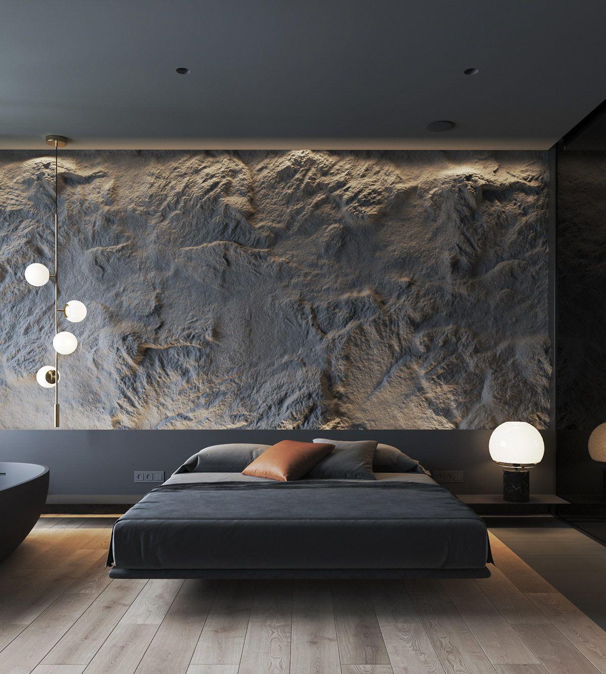 Photo of Wie man mit Licht und Texturen Interesse an dunklen Innenräumen zeigt – Home Sweet Home