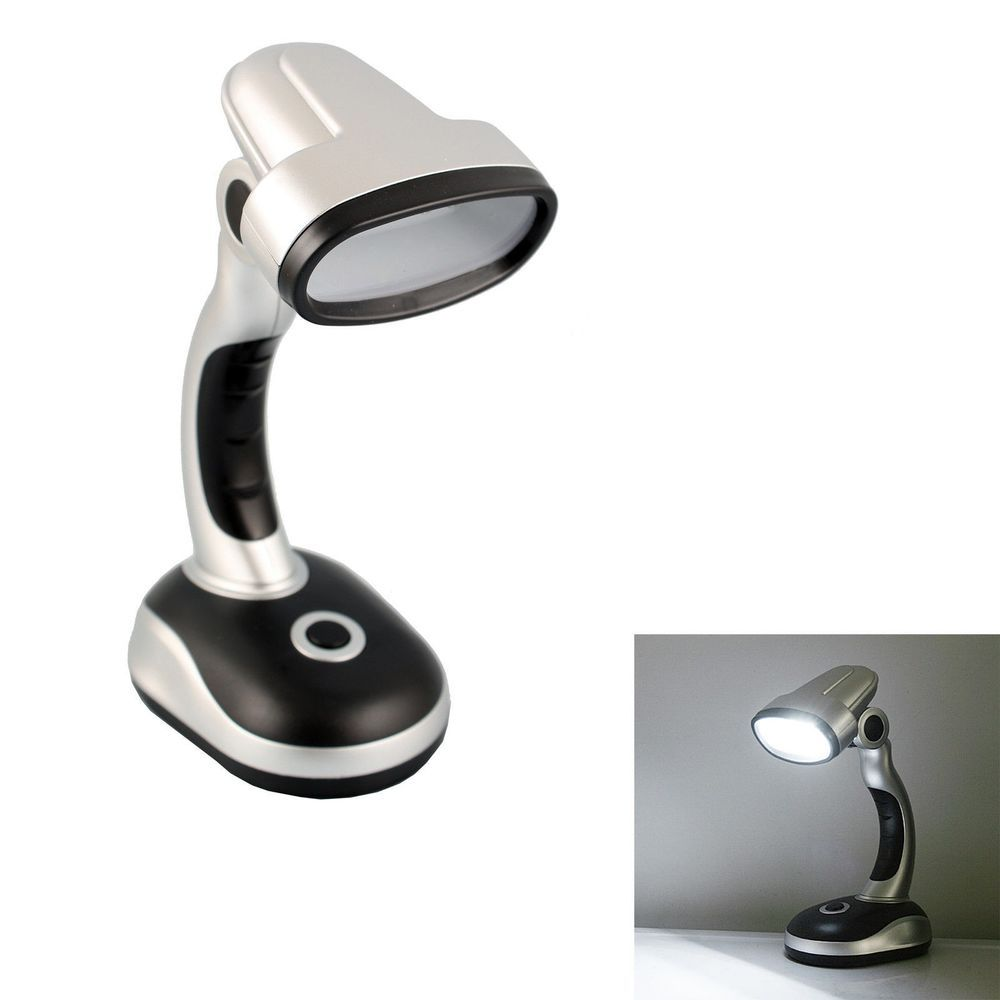 Desk Lamp 12 Bulb Led Portable Table Light Home Camping Computer Hg Bloo9 Cob Ebay Desk Lamp Lamp Led Desk Lamp