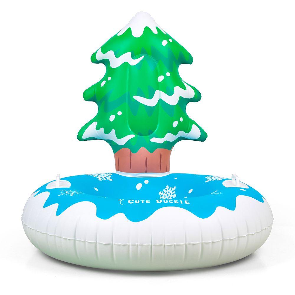 Tree Snow Tube snörör tubo de nieve remolcable tubo de