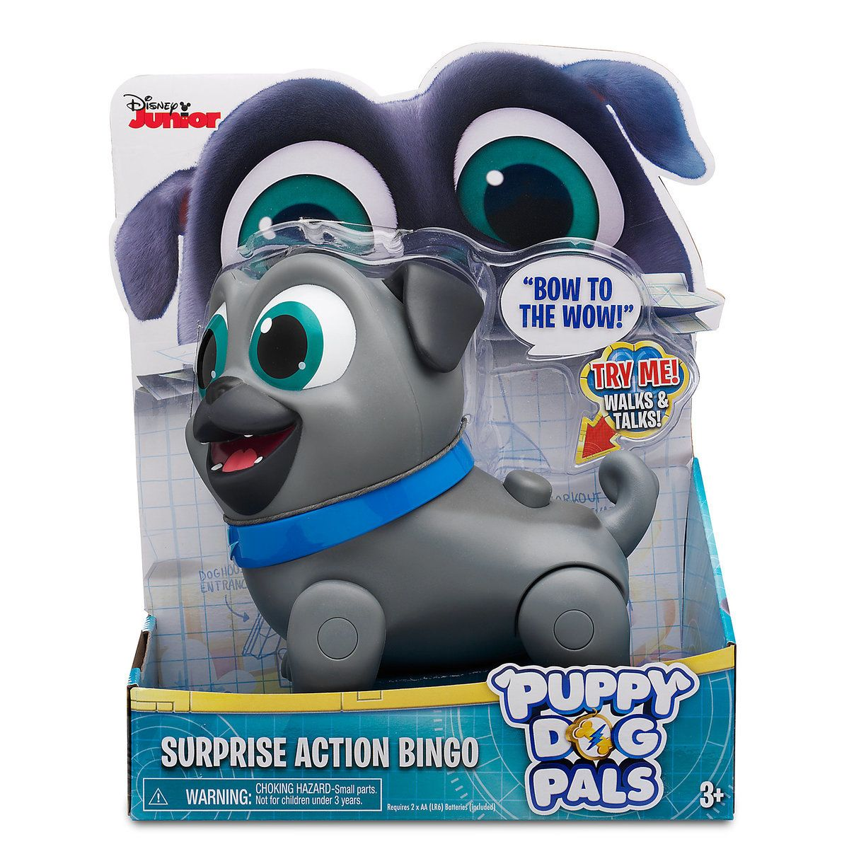 Bingo Surprise Action Toy Puppy Dog Pals Paw Patrol Toys Toy