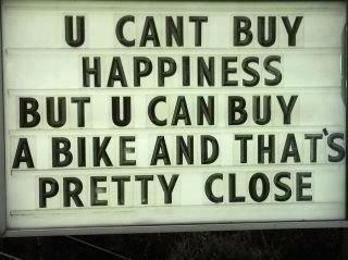 bike happiness