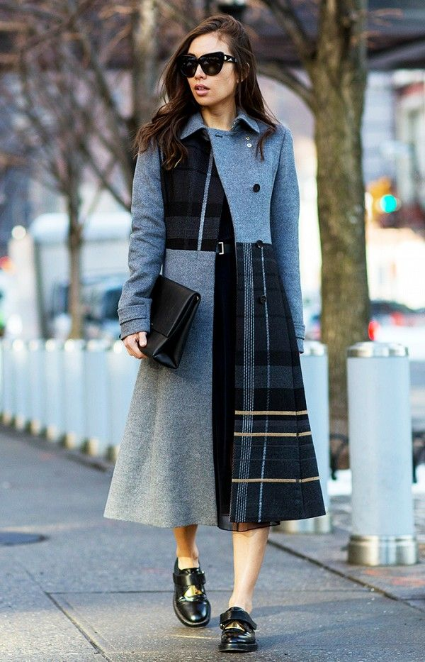 806cdd4f61a7f 18 Killer Street Style Outfits That Totally Won Fashion Week ...