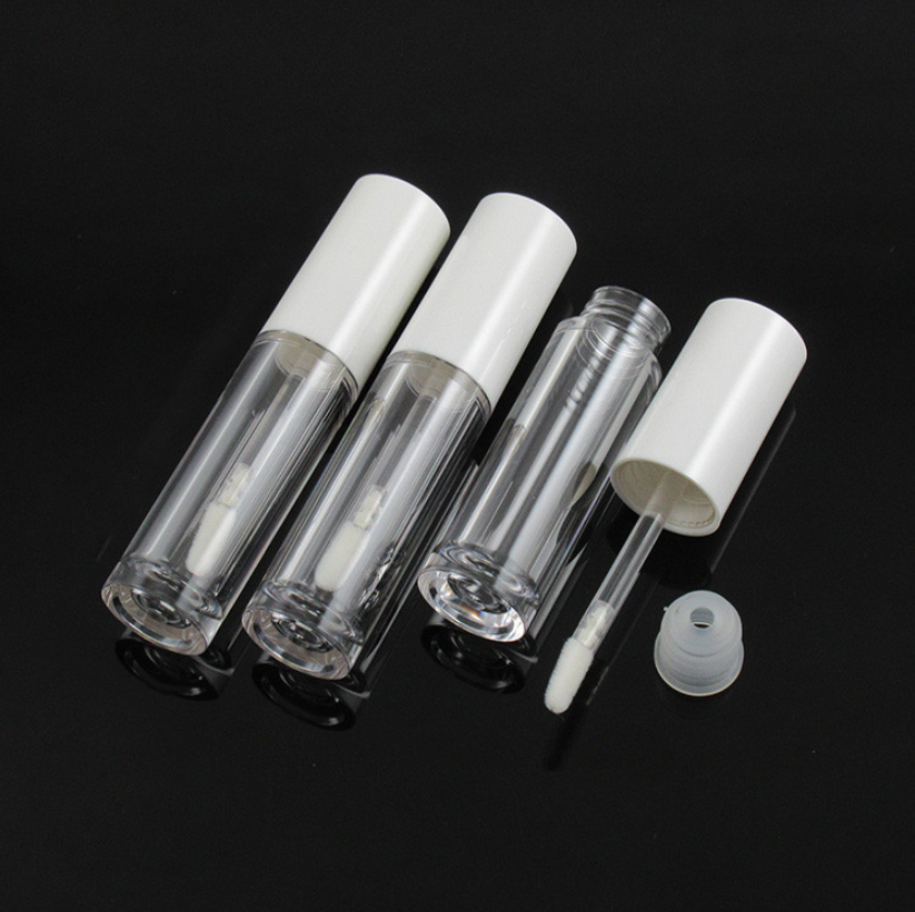 Wholesale Transparent White Cap Clear Lip Gloss Tube Find Complete Details About Wholesale Transparent Lip Gloss Tubes Lip Gloss Cosmetics Lipstick Container