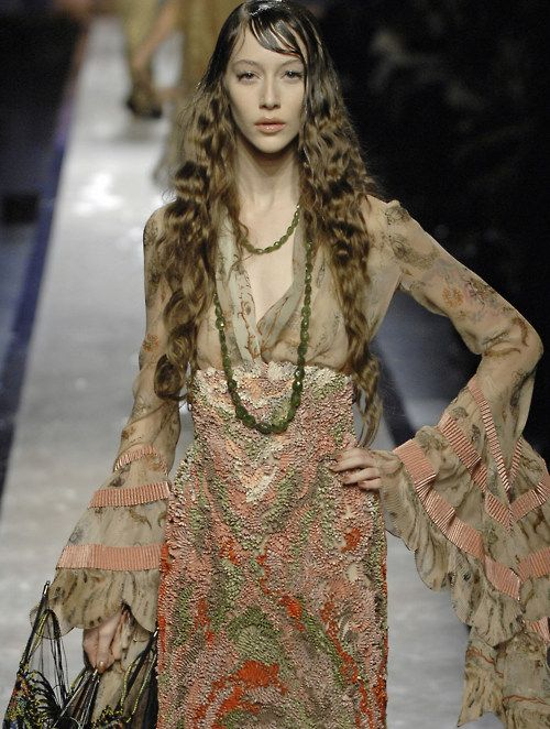 gaultier - colors and sleeves