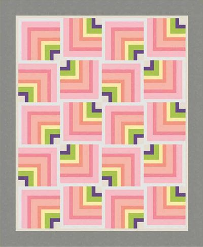 Download Free Pattern Pink Lemonade Quilt by P | Free Quilt ... : pink lemonade quilt pattern - Adamdwight.com