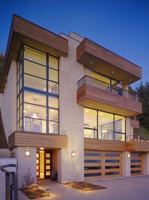 15 Unbelievable Contemporary Beach House Designs #beachhouse