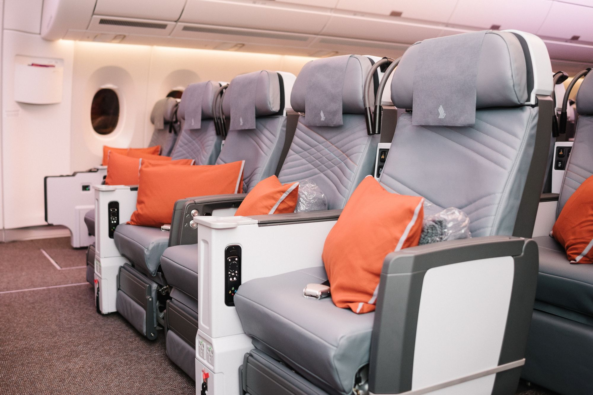 Sia Is The Launch Customer Of The New Airbus A350 900ulr And Has