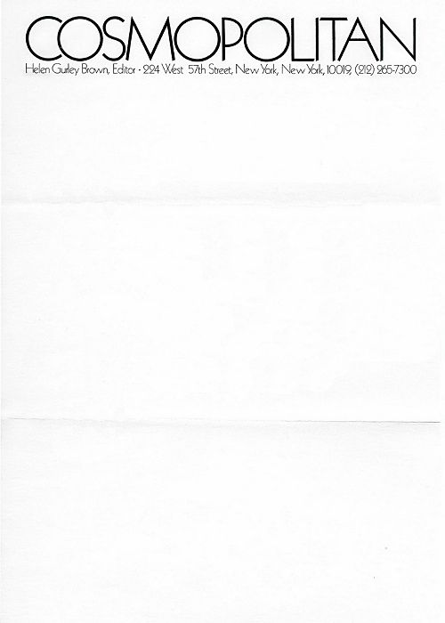 Letterhead Sample Editable Black Stainless Steel Professional