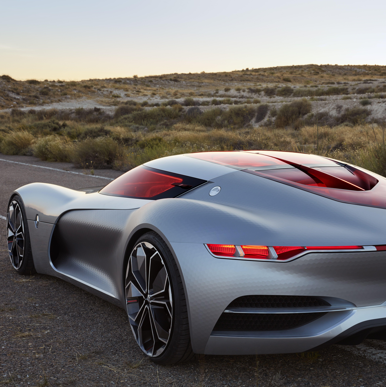 Renault Concept Car: #Concept-Car #TREZOR (c)Tom DE PEYRET