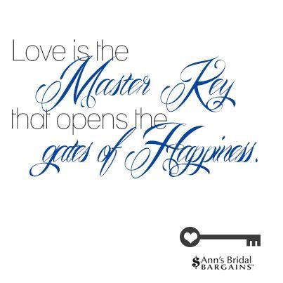 Wedding Love Words