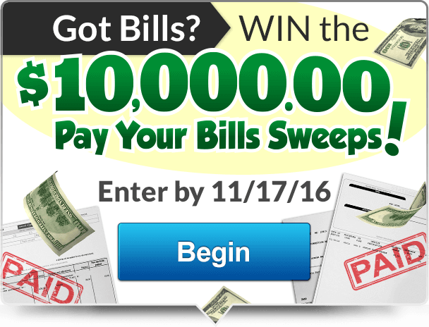 Free online sweepstakes contests pch